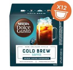 NESCAFE DOLCE GUSTO COLD BREW COFFEE 12KS