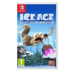 NINTENDO SWITCH ICE AGE: SCRATS NUTTY ADVENTURE