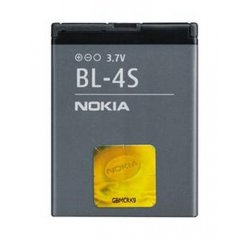 NOKIA BL-4S BATERIA LI-ION 860MAH - BULK