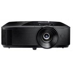 OPTOMA PROJEKTOR HD28E FULL HD, 3D 3800 ANSI, 30 000:1 E1P0A3PBE1Z5
