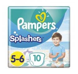PAMPERS SPLASH CP 10 JUNIOR S5