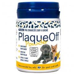PLAQUEOFF PRODEN POWDER - DOPLNOK VYZIVY PRE PSY A MACKY, 60G