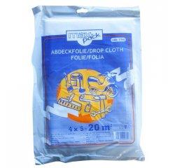 PLASTIC ZAKRYVACIA FOLIA 4X5 M