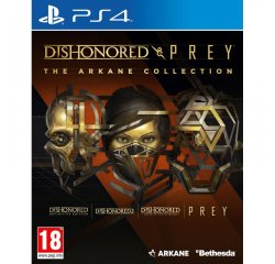 PS4 DISHONORED AND PREY: THE ARKANE COLLECTION