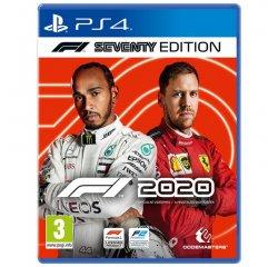 PS4 F1 2020 + internetová televízia SledovanieTV na dva mesiace v hodnote 11,98 €