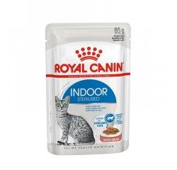 ROYAL CANIN INDOOR GRAVY 85G