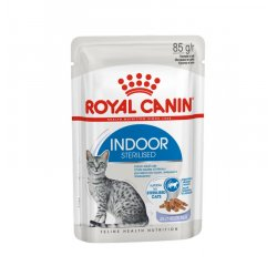 ROYAL CANIN INDOOR JELLY 85G