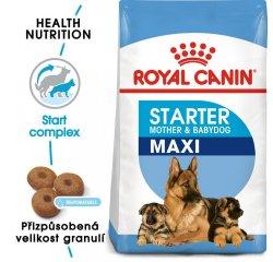 ROYAL CANIN SHN MAXI STARTER M&B 4KG