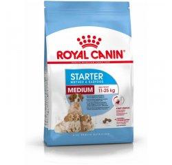 ROYAL CANIN SHN MEDIUM STARTER M&B 4KG