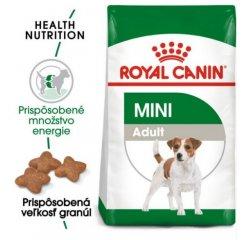 ROYAL CANIN SHN MINI ADULT 4KG