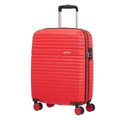 SAMSONITE AMERICAN TOURISTER 61G50001 AERO RACER SPINNER 55/20/POPPY RED