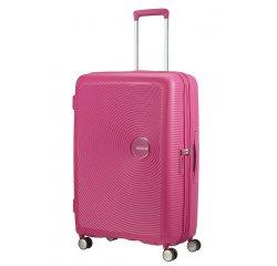 SAMSONITE AMERICAN TOURISTER SOUNDBOX SPINNER 77/28 TSA EXP MAGENTA