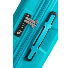SAMSONITE AMERICAN TOURISTER SPINNER 18G31001 AIR FORCE 1 55/20 TSA AERO TURQUOISE
