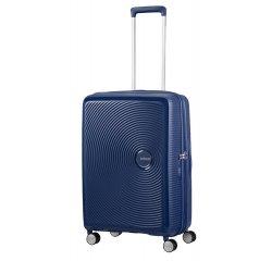 SAMSONITE AMERICAN TOURISTER SPINNER 32G41002 SOUNDBOX 67/24 TSA,EXP JUST LUGGAGE, MIDNIGHT NAVY