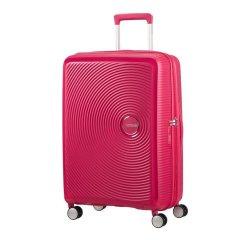 SAMSONITE AMERICAN TOURISTER SPINNER 32G90002 SOUNDBOX -67/24 TSA EXP JUST LUGGAGE, LIGHTNING PINK