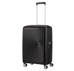 SAMSONITE AMERICAN TOURISTER SPINNNER 32G09002 SOUNDBOX 67/24 TSA EXP JUST LUGGAGE, BASS BLACK