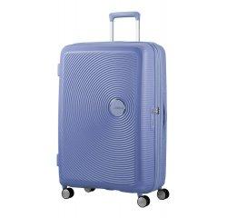 SAMSONITE SOUNDBOX SPINNER 32G11003 77/28 TSA EXP DENIM BLUE, 32G-11-003