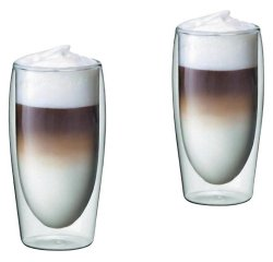 SCANPART CAFFE LATTE THERMO GLASS 350ML
