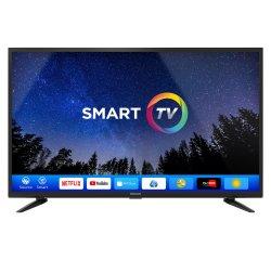 SENCOR SLE 43US601TCS + internetová televízia SledovanieTV na dva mesiace v hodnote 11,98 €