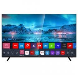 SENCOR SLE 55US800 TCSB + darček internetová televízia sledovanieTV na dva mesiace v hodnote 11,98 €