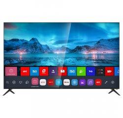 SENCOR SLE 65US800 TCSB + darček internetová televízia sledovanieTV na dva mesiace v hodnote 11,98 €