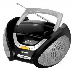 SENCOR SPT 2320 RADIO S CD/MP3/USB/BT