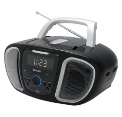 SENCOR SPT 3800 RADIO S CD/USB/MP3/BT