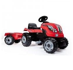 SMOBY SLIAPACI TRAKTOR FARMER XL CERVENY /SM 710108/