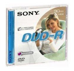 SONY DMR-30A MEDIA DVD-R PRE DVD KAMERY, 8CM
