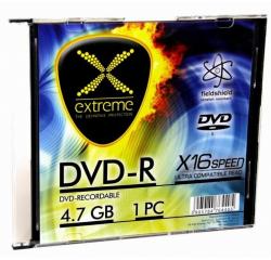 ESPERANZA EXTREME DVD-R SLIM JEWEL CASE 1 4,7 GB 16X