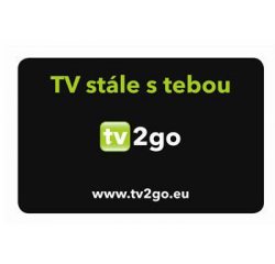 TV2GO REGISTRACNA KARTA