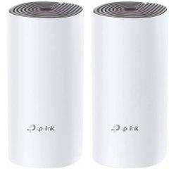 TP-LINK DECO E4 - MESHOVY WI-FI SYSTEM PRE CHYTRE DOMACNOSTI (2-PACK) + internetová televízia SledovanieTV na dva mesiace v hodnote 11,98 €