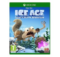 XBOX ONE ICE AGE: SCRATS NUTTY ADVENTURE