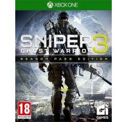 XBOX ONE SNIPER: GHOST WARRIOR 3 (SEASON PASS EDITION) - POSLEDNÉ KUSY