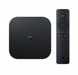 XIAOMI MI TV BOX S EU + darček internetová televízia sledovanieTV na dva mesiace v hodnote 11,98 €