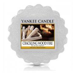 YANKEE CANDLE 1556296E VONNY VOSK CRACKLING WOOD FIRE