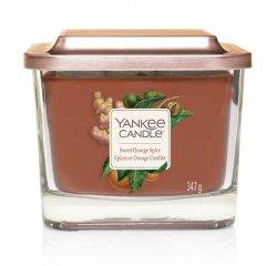YANKEE CANDLE 1591094 SVIECKA SWEET ORANGE SPICE/ELEVATION STREDNA