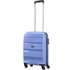 AMERICAN TOURISTER 85A02001 BONAIR STRICT S 55 4WHEELS LUGGAGE, PORC.BLUE 85A-02-001
