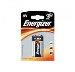 ENERGIZER BASE 9V 6LR61, 1KS BLISTER