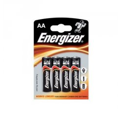 ENERGIZER BASE AA LR06, 4KS BLISTER