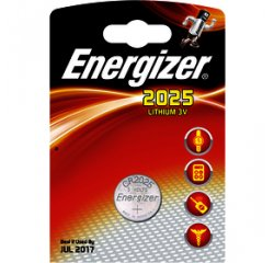 ENERGIZER CR2025, 1KS