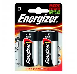 ENERGIZER BASE D LR20, 2KS BLISTER