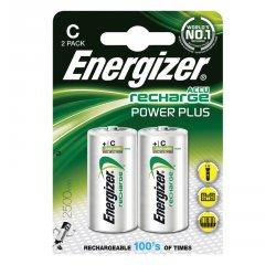 ENERGIZER POWER PLUS C HR14 2500MAH, 2KS BLISTER