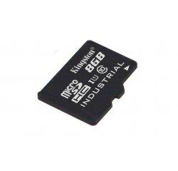 KINGSTON SDCIT/8GBSP 8GB MICROSDHC UHS-I CLASS 10 INDUSTRIAL TEMP CARD BEZ ADAPTERA