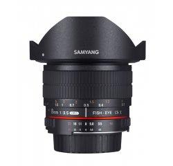 Objektív Samyang  8mm F3.5 CSII Nikon AE