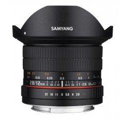 Objektív Samyang  12mm F2.8 Nikon AE