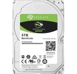 "Disk Seagate BarraCuda 2,5"", 5TB, 5400RPM, SATA III, 128MB"