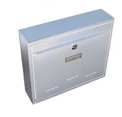Schránka poštovná RADIM veľká 310x360x90mm biela