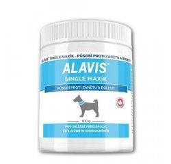 Doplnok výživy pre psy, ALAVIS Single Maxík, 600g + internetová televízia SledovanieTV na dva mesiace v hodnote 11,98 €