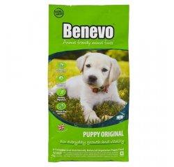 Krmivo pre psov, Benevo Puppy Original, 10kg + internetová televízia SledovanieTV na dva mesiace v hodnote 11,98 €